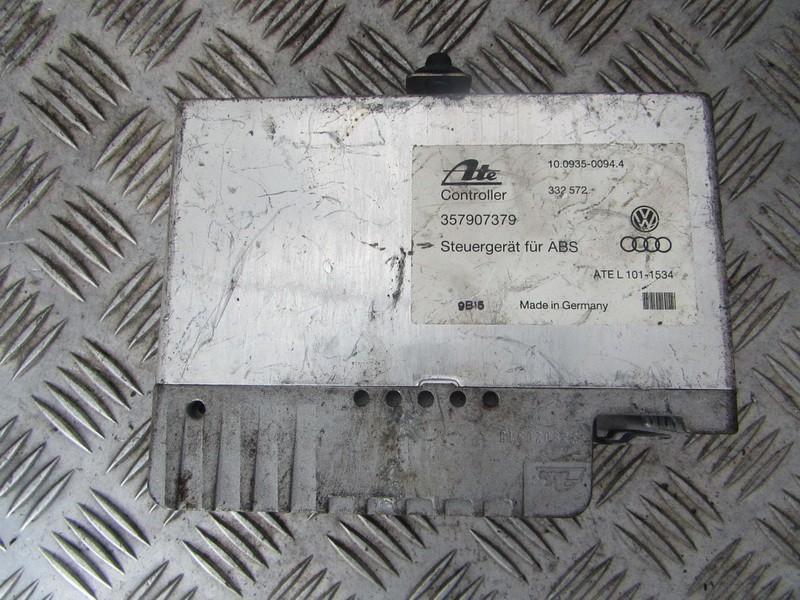Блок управления АБС Volkswagen Passat 1990    1.6 357907379