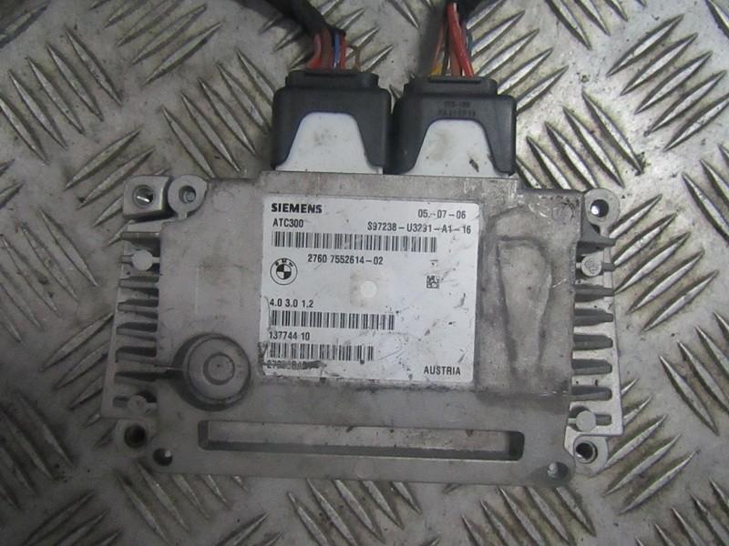 Блок АКПП BMW 5-Series 2006    2.5 2760755261402