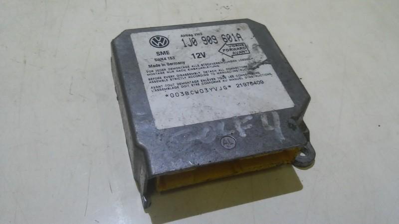 Блок управления AIR BAG  Audi A3 2002    1.8 1j0909601a