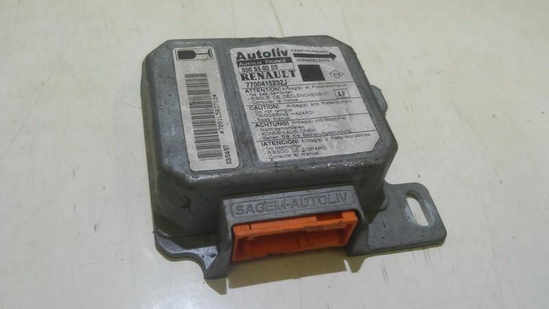Блок управления AIR BAG  Renault Scenic 2002    1.8 7700415232j