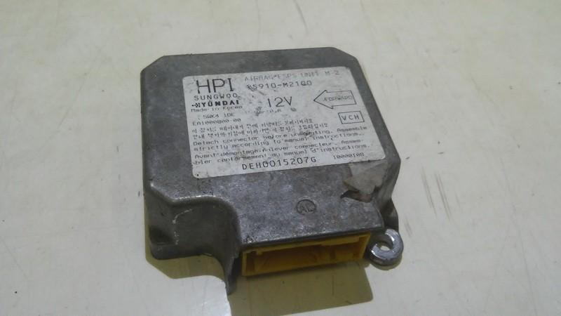 Блок управления AIR BAG  Hyundai Santa Fe 2002    2.0 95910m2100