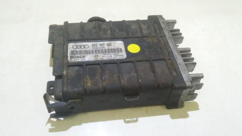 Variklio kompiuteris 0261200221 893907404,28sa0000,8702355130022 Audi 80 1992 2.0