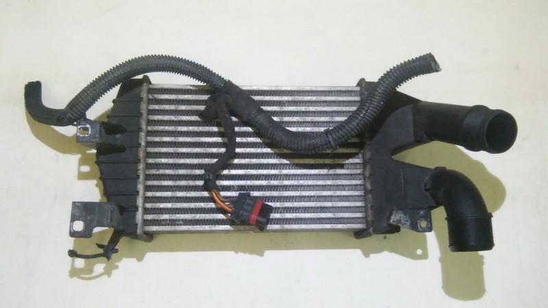 Радиатор интеркулера Opel Astra 2004    1.4 wtp8630