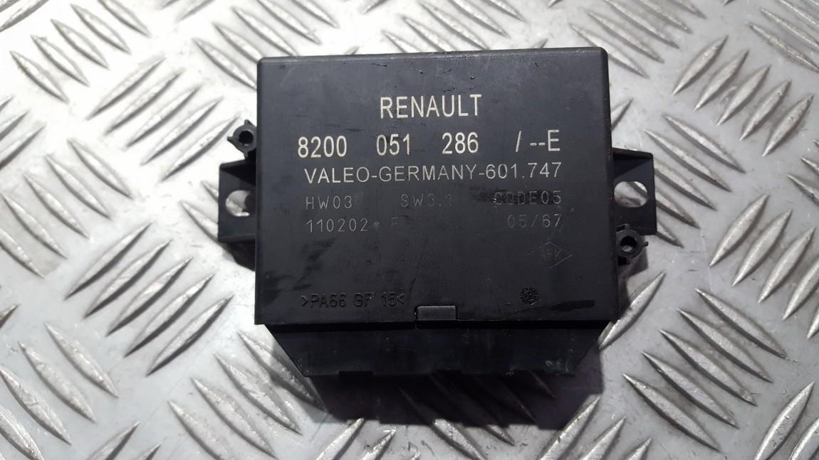 Parking Sensor ECU Renault Laguna 2002    2.2 8200051286
