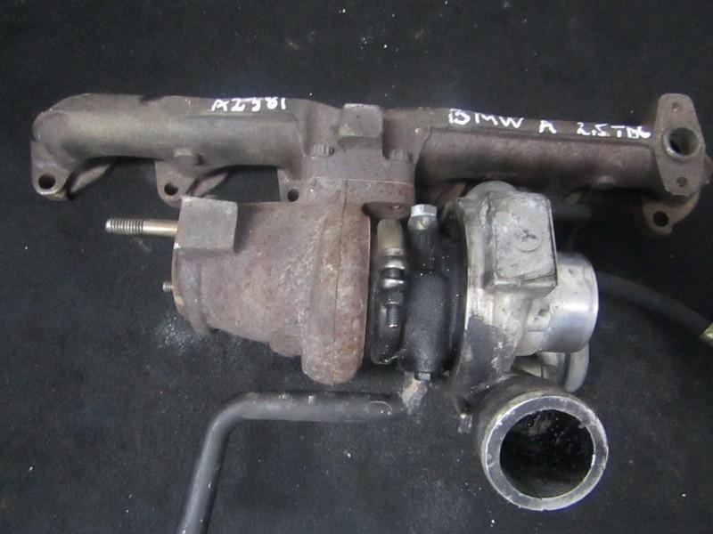 TD0413T4 TD04-13T-4, 2246144,77-06451 Turbo Turbocharger BMW 5