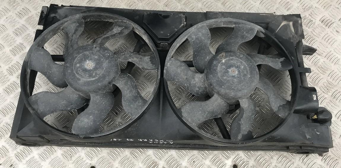 диффузор (вентилятор радиатора) Citroen Xsara 1999    1.8 used