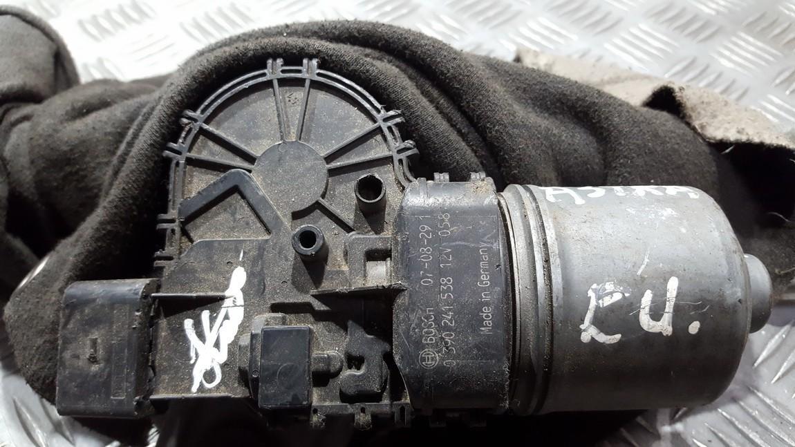 Мотор переднего стеклоочистителя Opel Astra 2006    0.0 0390241538