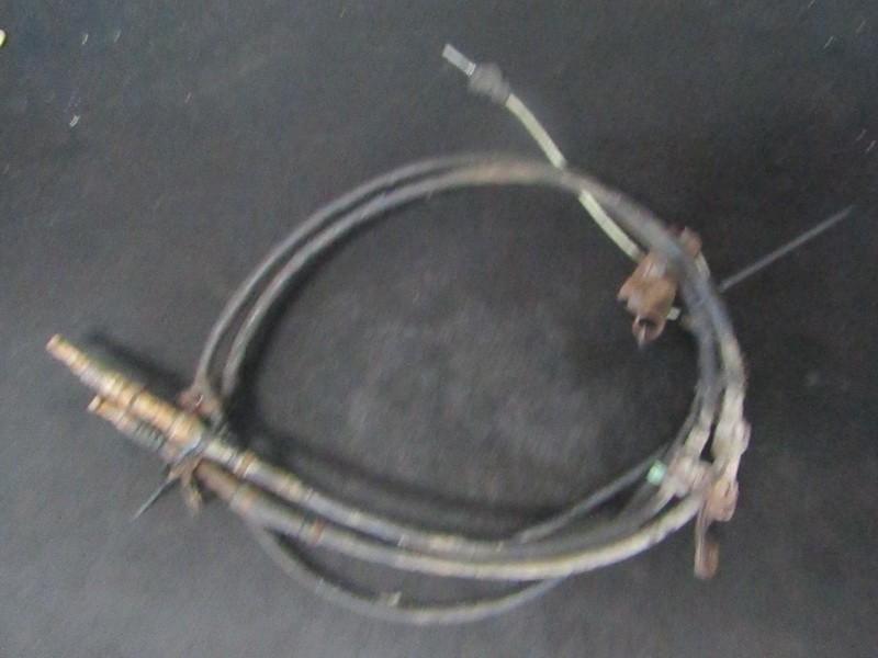 Тормозные тросы Mazda 626 1995    1.6 used
