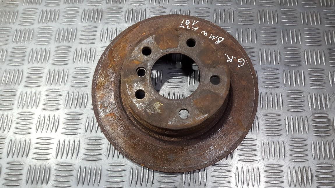 Galinis stabdziu diskas used used BMW 3-SERIES 2000 1.9