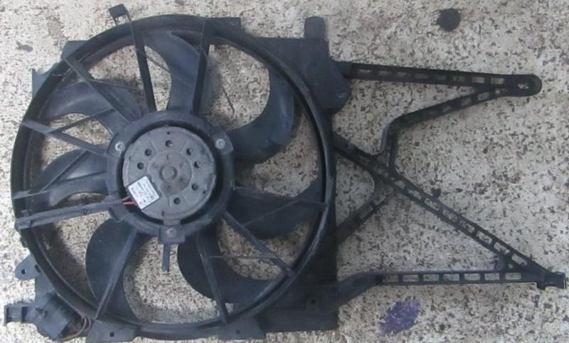 диффузор (вентилятор радиатора) Opel Astra 1999    1.7 0130303885