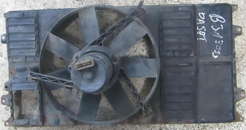 диффузор (вентилятор радиатора) Volkswagen Passat 1992    2.0 0130109239