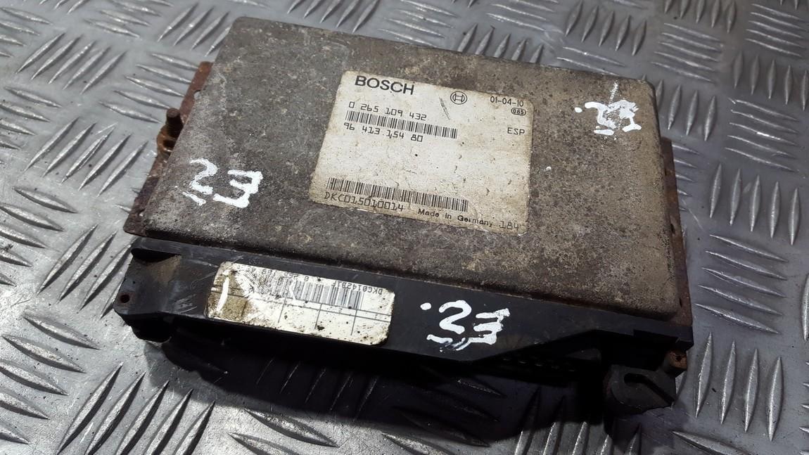 Transmission Computer  Peugeot 607 2003    2.2 9641315480