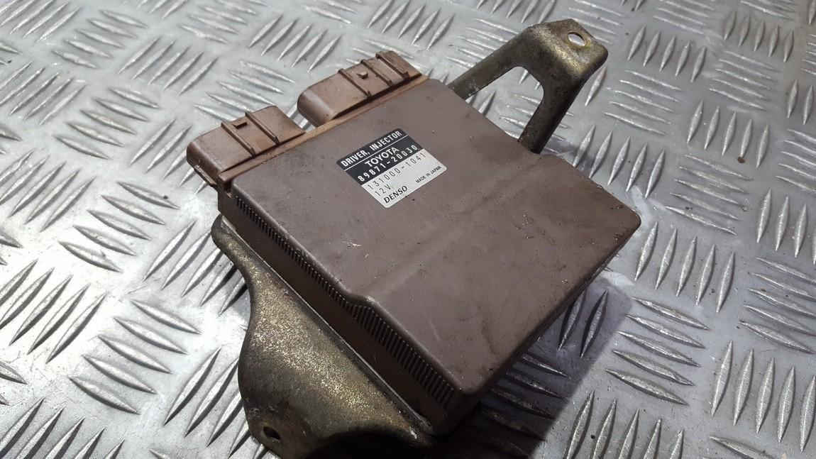 Kuro purkstuku valdymo blokas (kompiuteris) 8987120030 89871-20030, 131000-1041, 1310001041 Toyota AVENSIS 2011 2.0