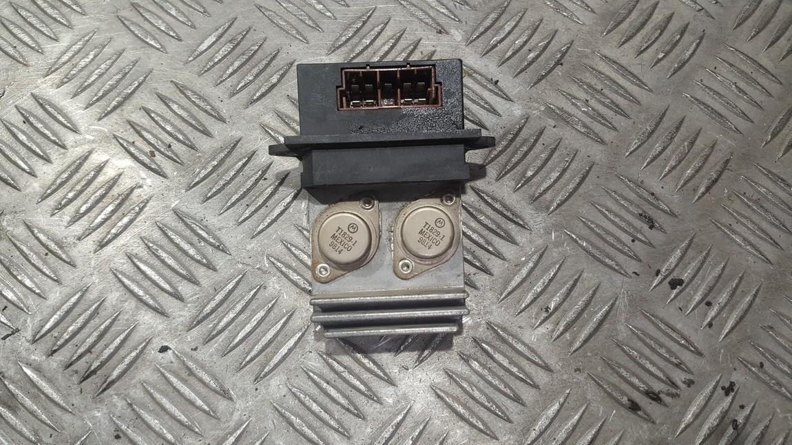 Резистор отопителя Opel Vectra 1998    2.0 90508024