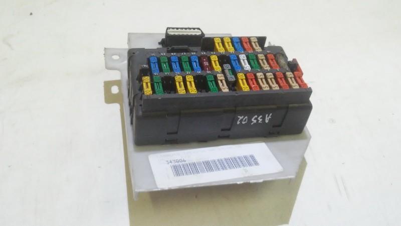 Блок предохранителей Citroen Xsara 1999    1.8 9624022480