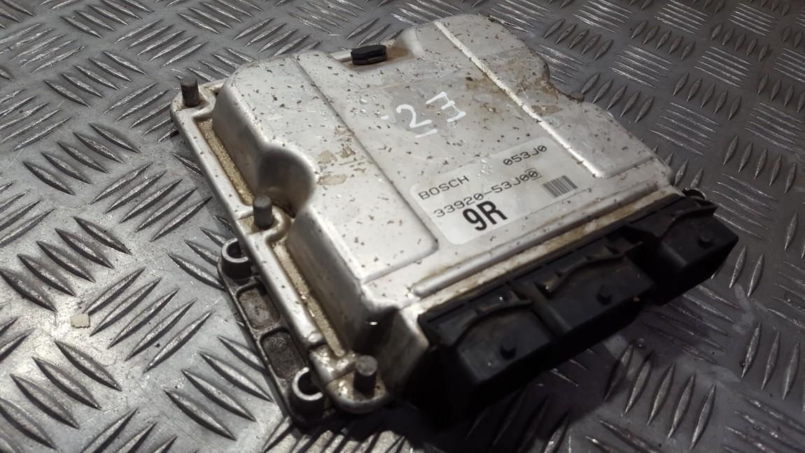 Блок управления двигателем Suzuki Grand Vitara 2004    2.0 0281011359