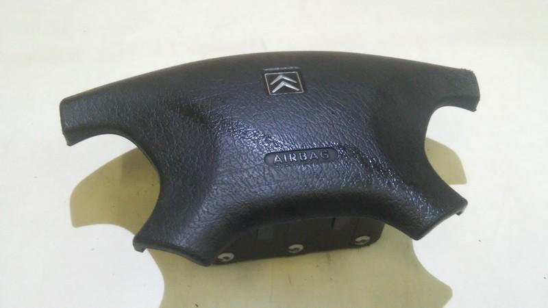 Подушка в руль SRS Citroen Xsara 1999    1.8 0213849b
