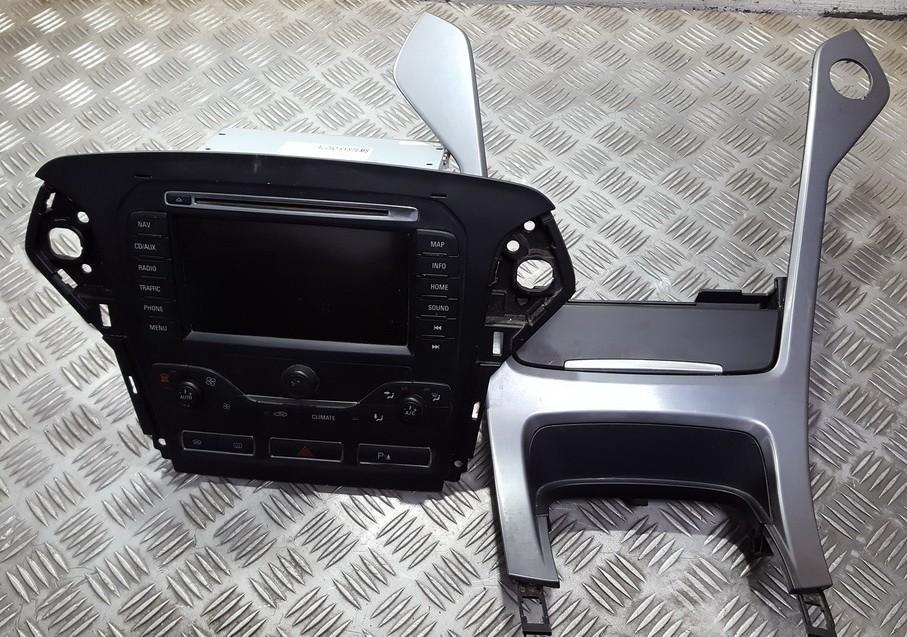 Automagnetola FORD HS MCA2 7612330967, BS7T18K931EK  Ford MONDEO 2006 1.8