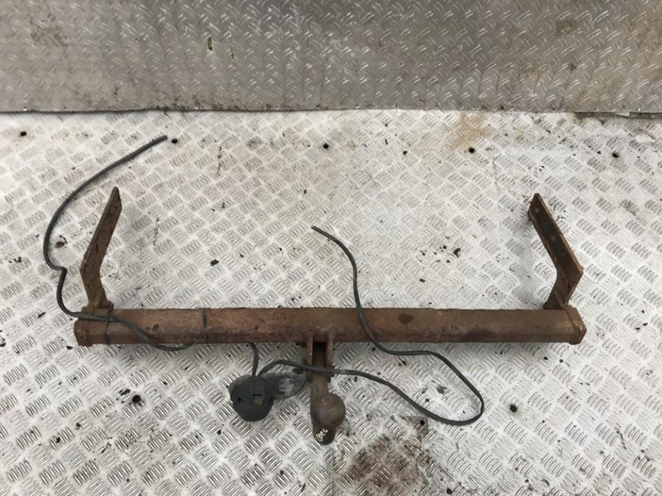 Tow bars Hyundai Accent 2001    0.0 used