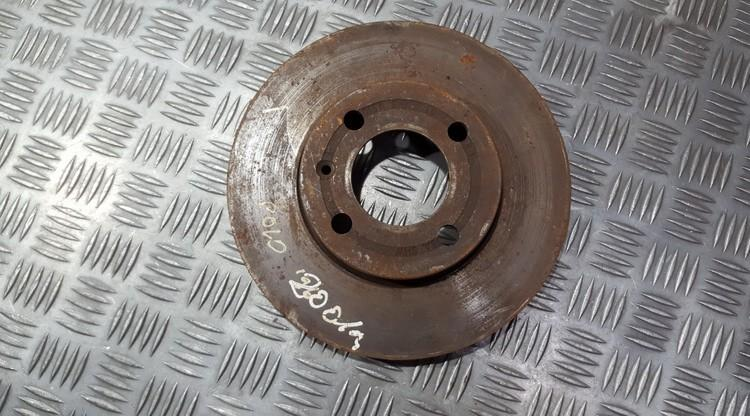 Brake Disc - front used used Volkswagen POLO 1993 1.0