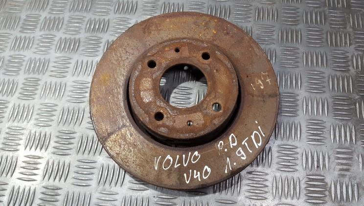 Brake Disc - front used used Volvo V40 1998 1.9