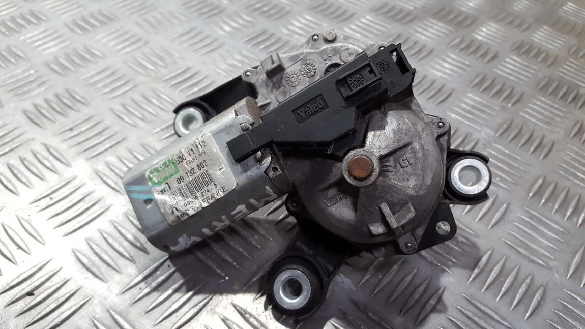 Rear wiper motor (Rear Screen Wiper Engine) Opel Meriva 2003    0.0 09132802