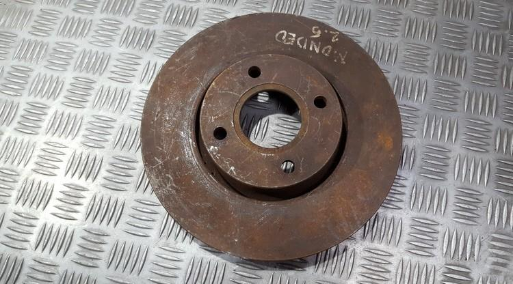 Диск тормозной передний used used Ford MONDEO 2001 2.0