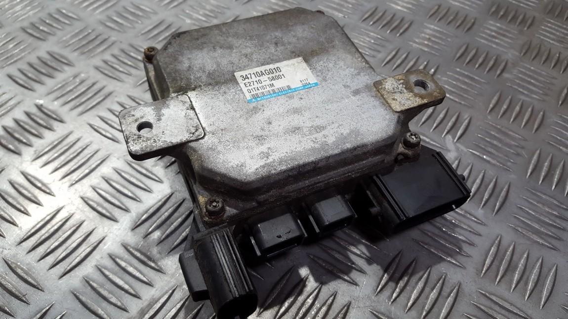 Power Steering ECU (steering control module) Subaru Legacy 2002    2.0 34710AG010