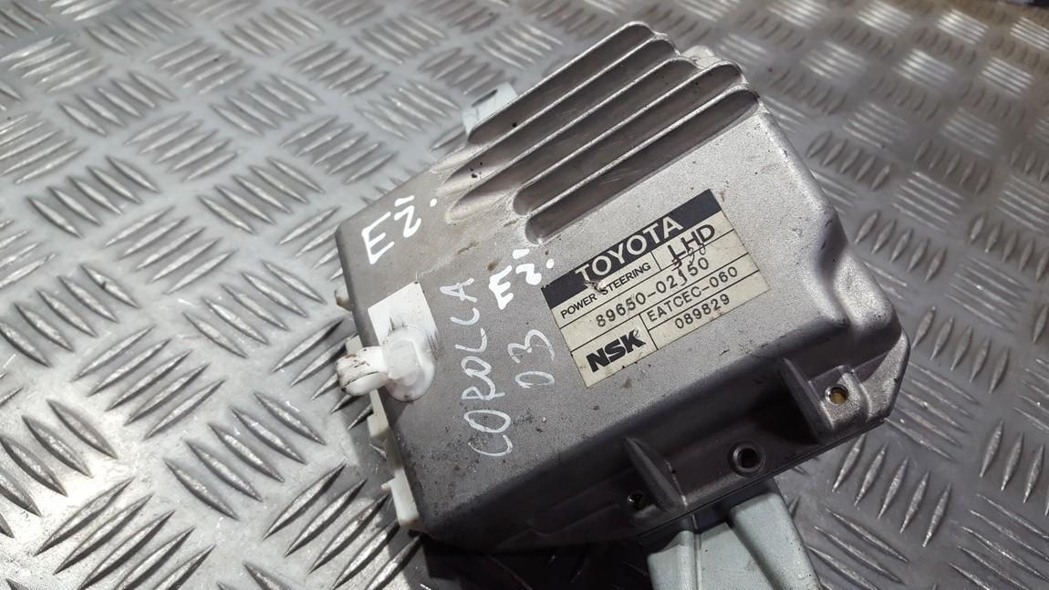 Power Steering ECU (steering control module) Toyota Corolla 2003    0.0 8965002150