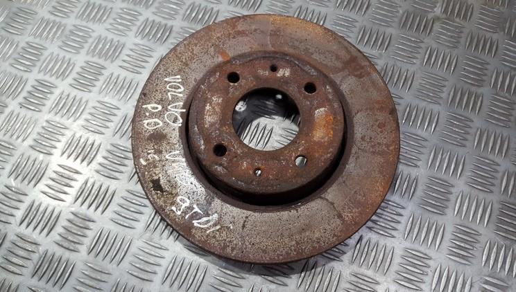 Priekinis stabdziu diskas used used Volvo V40 2004 1.8