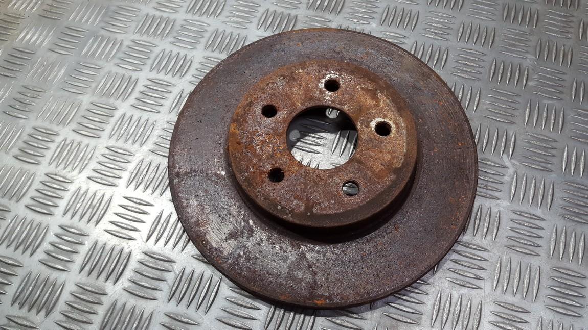 Galinis stabdziu diskas used used Jaguar X-TYPE 2003 2.1
