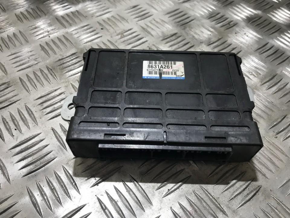 Transmission Computer  Mitsubishi Pajero 2008    3.2 8631a261