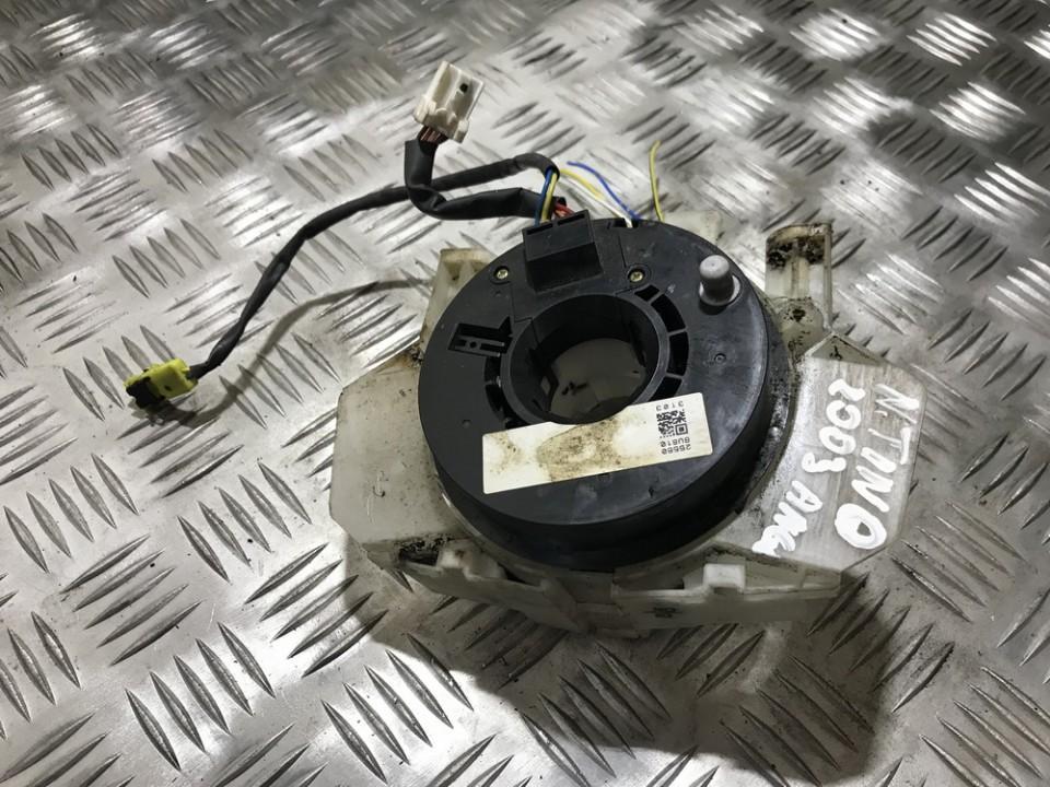 Vairo kasete - srs ziedas 25560bu810 3103 Nissan ALMERA TINO 2000 1.8