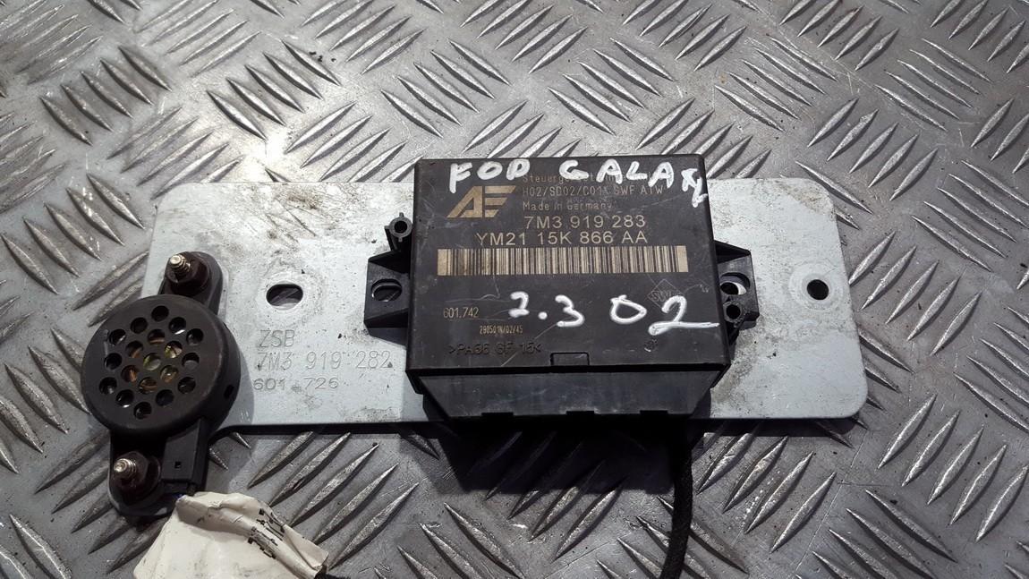 Control Unit Parking (Parking Assist Module) Ford Galaxy 2001    0.0 7m3919283