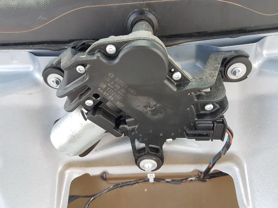 Rear wiper motor (Rear Screen Wiper Engine) Opel Astra 2005    0.0 0390201591