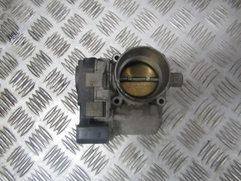 Заслонка дроссельная электрическая 03c133062a 03c.133.062.a Volkswagen GOLF 1998 1.9