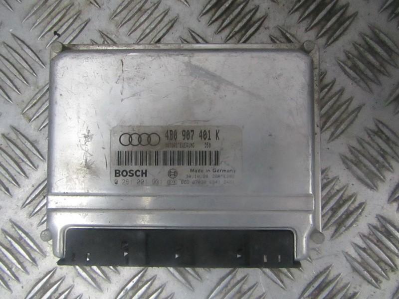 ECU Engine Computer  Audi  A6, C5 1997.01 - 2001.08