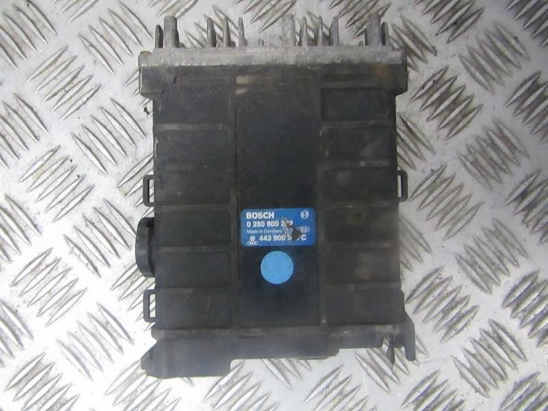 Variklio kompiuteris Audi  100, C4 1991.01 - 1994.06