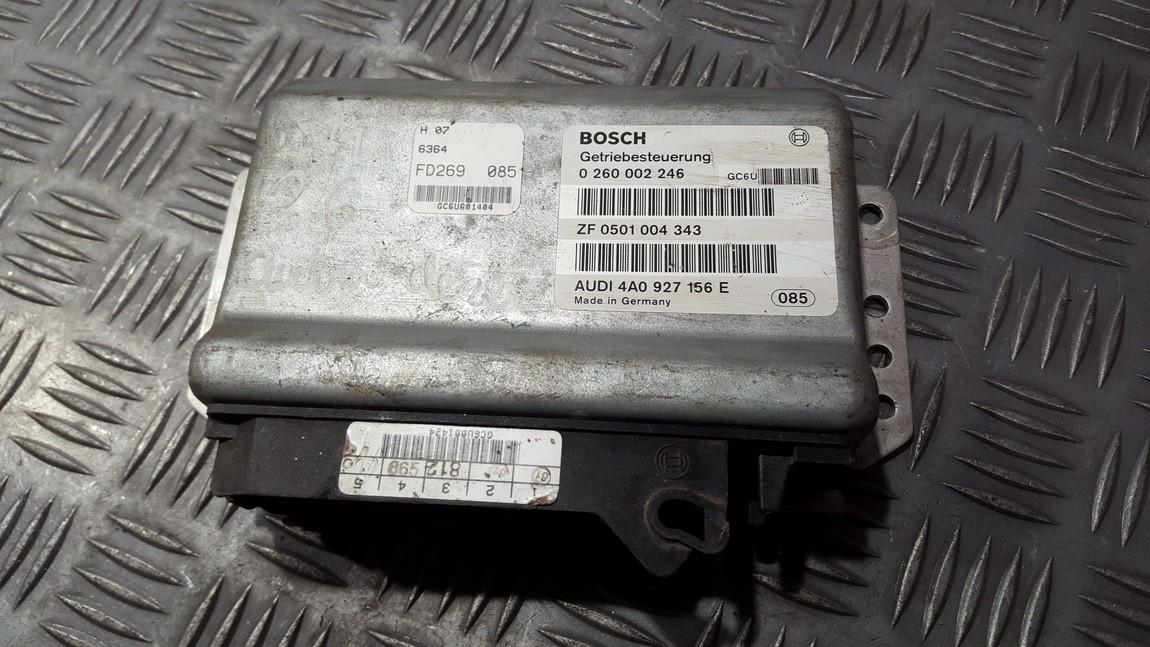 Transmission Computer  Audi 100 1994    2.6 0260002246