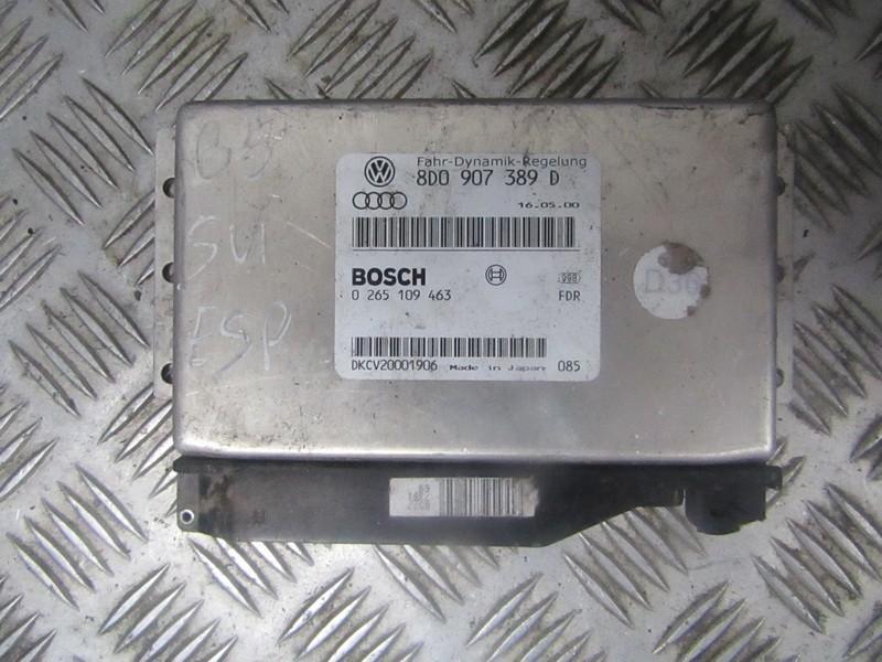 Блок управления ESP Volkswagen Passat 1997    1.8 8d0907389d