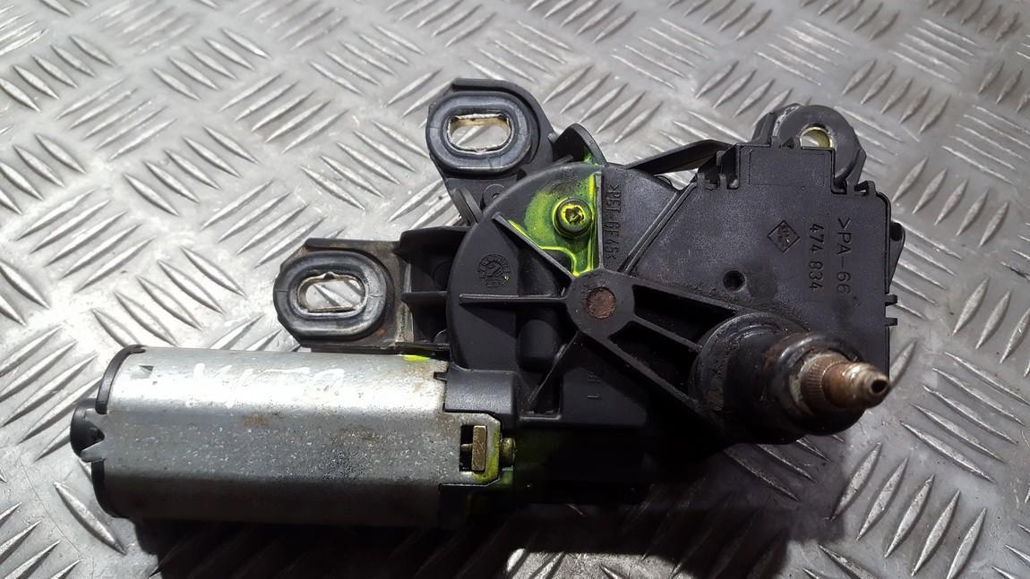 Rear wiper motor (Rear Screen Wiper Engine) A6398200408 404.704, 404704 Mercedes-Benz VITO 2005 2.2