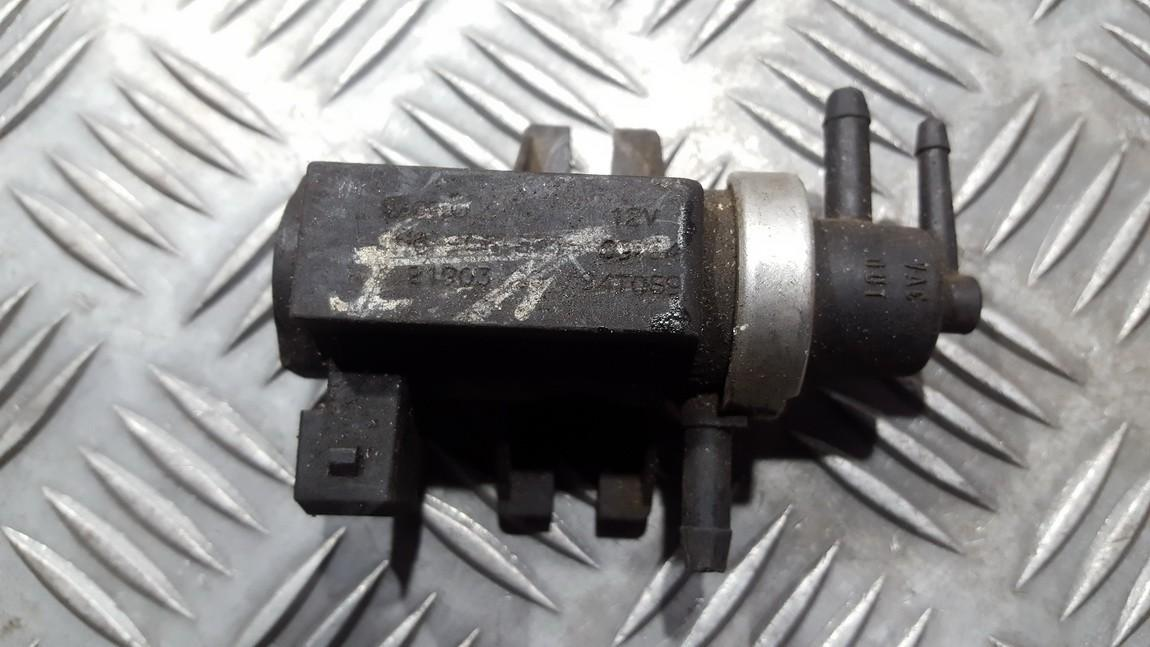 Selenoidas (Elektromagnetinis selenoidas) 1h0906627 72190320 Volkswagen GOLF 1994 1.9