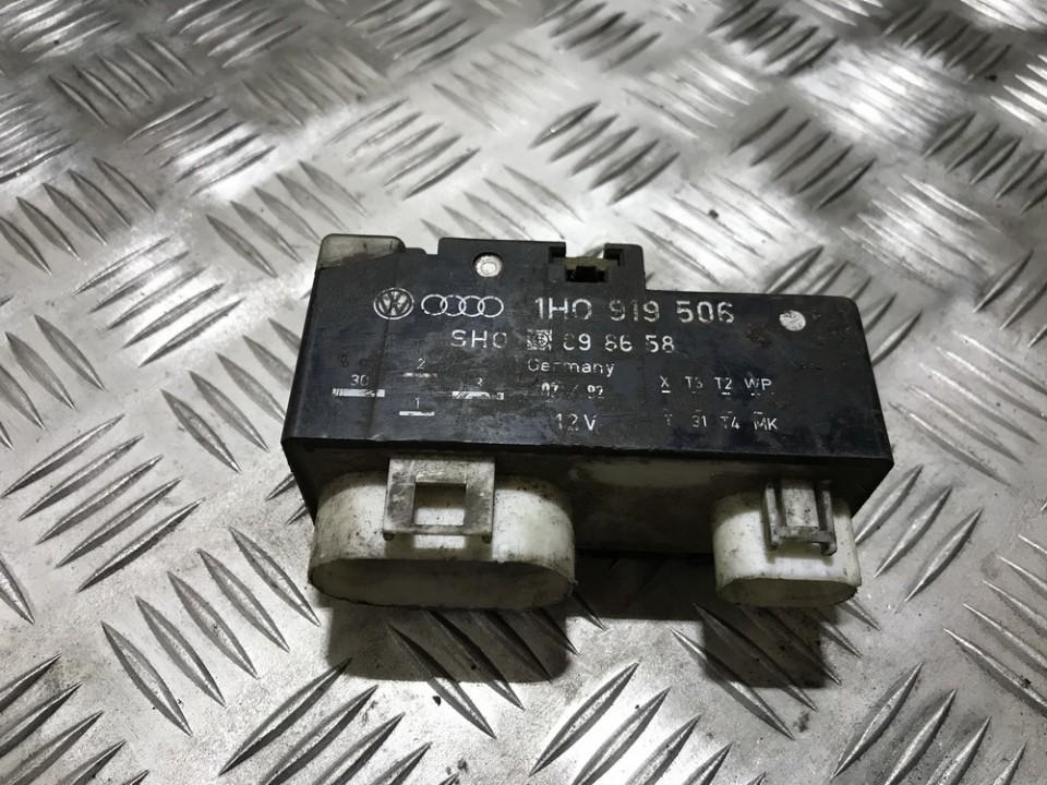 Blower Fan Regulator  Volkswagen Golf 1994    0.0 1h0919506
