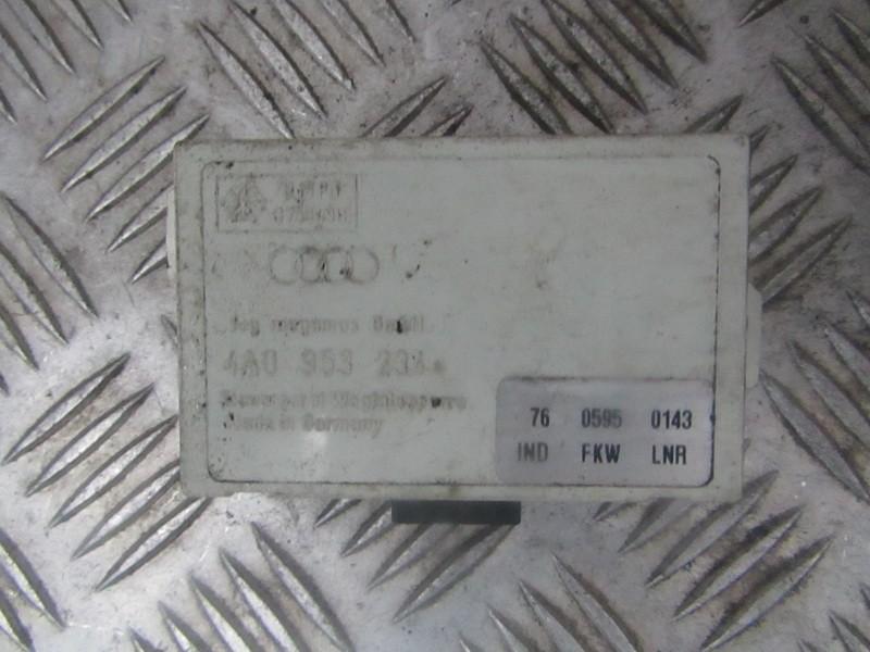 Immobiliser ECU Audi A4 1995    1.8 4a0953234