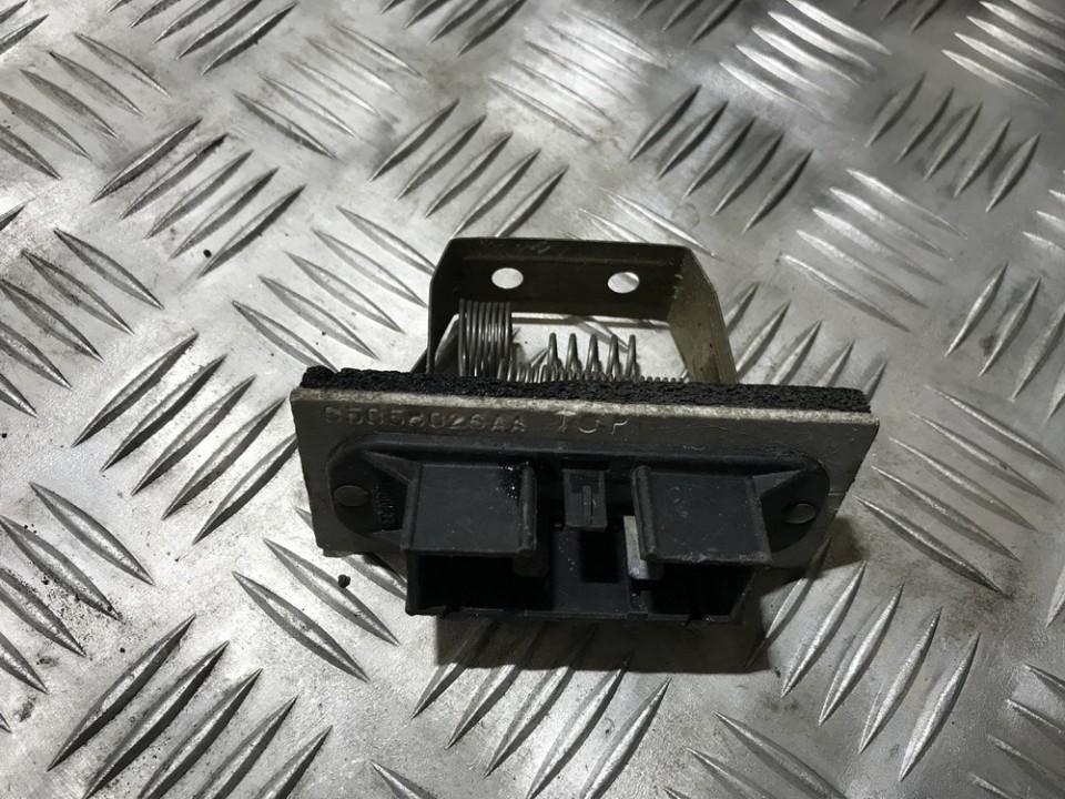 Peciuko reostatas (ezys) (ventiliatoriaus rele) 05058026aa used Chrysler PT CRUISER 2001 2.0
