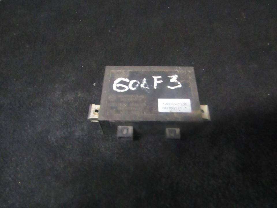 Imobilaizerio kompiuteris 1h0953257b 008vwz3z0 Volkswagen GOLF 2006 1.4