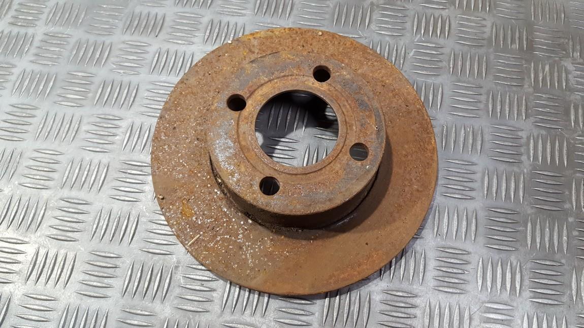 Priekinis stabdziu diskas used used Audi 80 1990 2.0