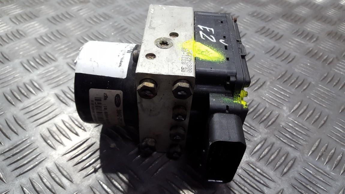 ABS blokas 98AG2M110CA 98AG-2M110-CA, 10.0204-0158.4, 10.02040158.4, 10020401584, 10.0948-0105.3, 10.09480105.3, 10094801053, 5WK8458 Ford FOCUS 2003 1.8