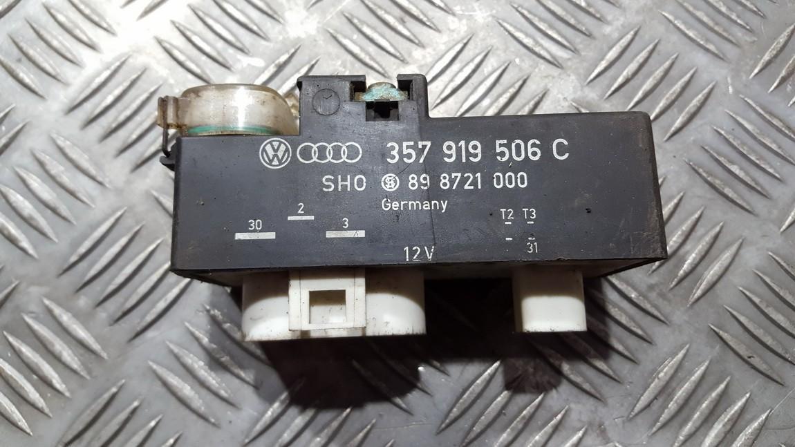 Blower Fan Regulator  Volkswagen Golf 1997    1.9 357919506C