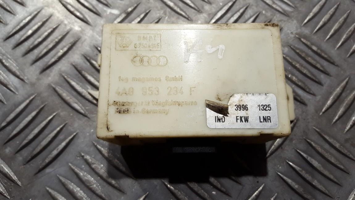 Immobiliser ECU Audi A4 1997    2.0 4A0953234F